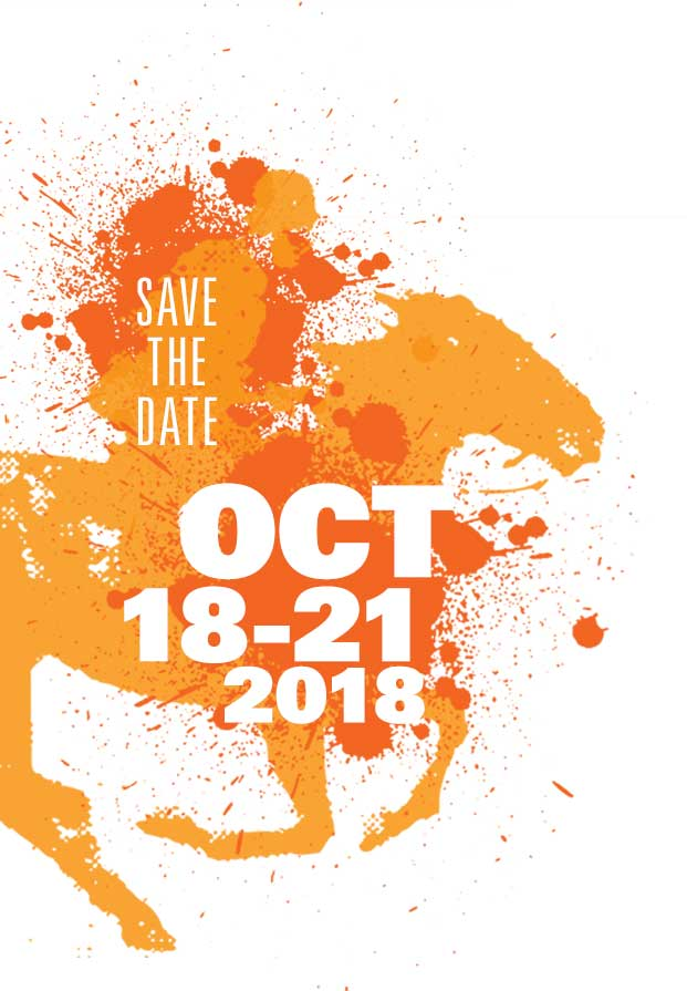 Save the Date: The Sixth Middleburg Film Festival, Oct 18-21, 2018